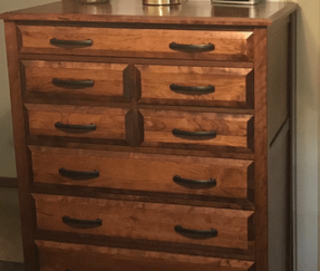 Cherry Dresser Tall Chest Night Stands Headboard