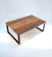 Handmade Redmond Rustic-Modern Coffee Table by Jonathan ...