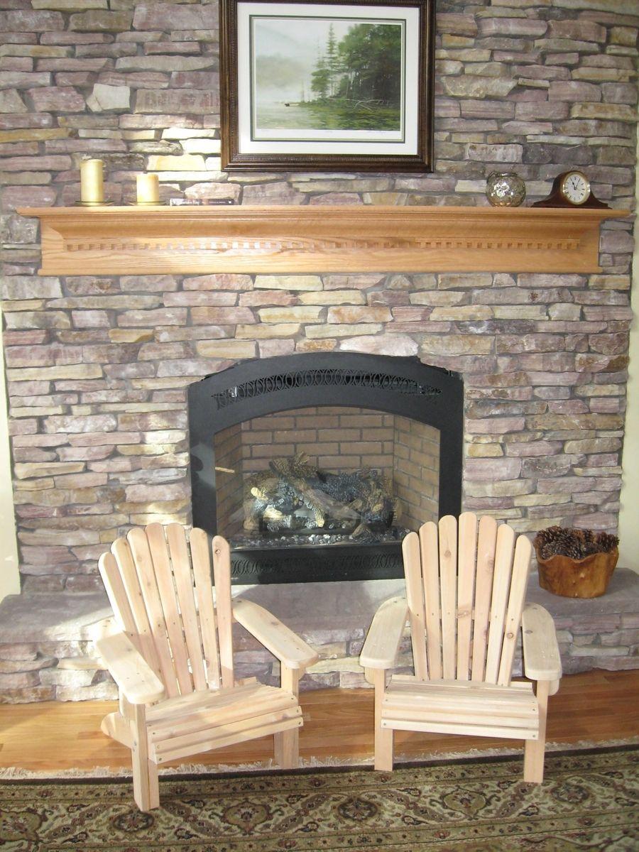 Custom Made Childs Cedar Adirondack Chair by Watson