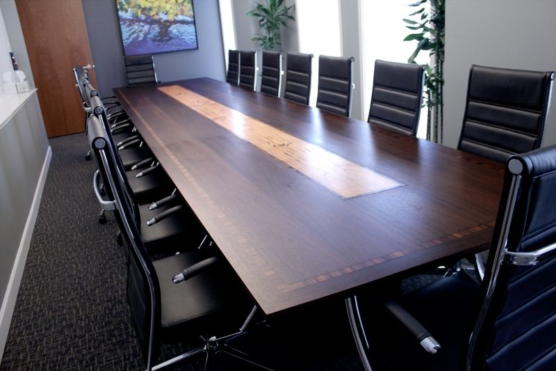 Custom Made 18 Long Conference Table by Syd  CustomMadecom