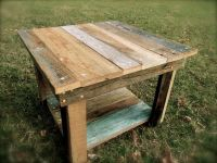 Hand Made Barnwood Coffee Table (Kennedy Collection) by ...
