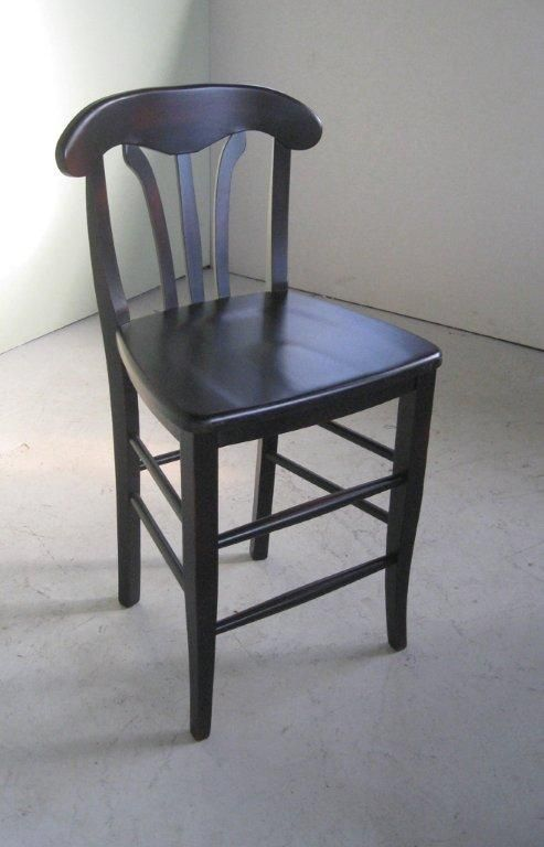 cottage style chairs relax your back chair custom made black dining room by