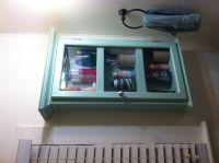 Custom Made Bathroom Medicine Cabinet by Thompson Creek ...