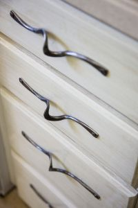 Handmade Custom Hand Forged Door And Drawer Pulls by ...