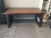 Hand Crafted Industrial Modern Office Desk With Different ...