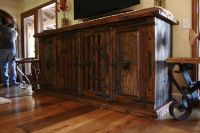 Hand Made Mesquite Buffet by Demejico Inc - Manufactures ...