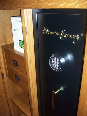 Gun Safe Cabinet
