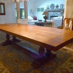 Custom Restaurant Tables And Chairs Eames Lounge Chair Cushions Replacement Hand Crafted Dining Room Table Top By Ajc Woodworking