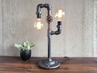 Buy a Hand Crafted Industrial Edison Bulb Light - Iron ...