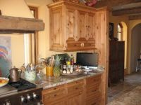 Handmade Ragsdale Old World Kitchen Cabinets by Clean ...