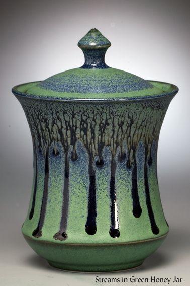 kitchen utensils store country sink custom made honey jars by ridgetop pottery | custommade.com