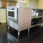 Hand Crafted Stainless Steel Kitchen Islands By Custom Metal Home Custommade Com