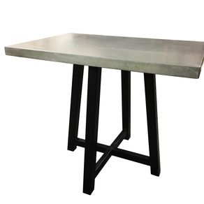concrete kitchen table with bench set dining tables custommade com