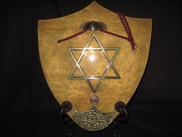 Custom Magen Shield Of David By Custom Biblical