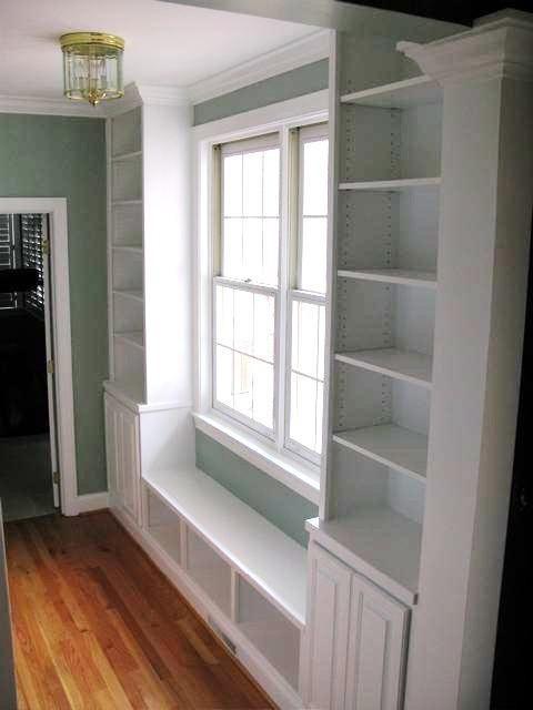 Custom Hallway BuiltIn by Sdg Home Solutions  CustomMadecom