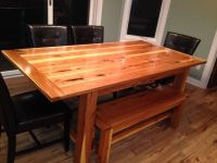 Hickory Wood Kitchen Tables  Wow Blog