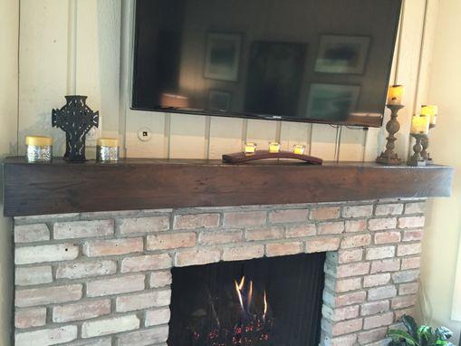 Custom Rustic Fireplace Mantels By Custom Corners Llc