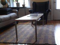 Handmade Skinny Coffee Table by Collab | CustomMade.com
