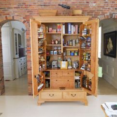 Kitchen Pantry Cabinet Portable Island Ikea Custom By Jeff Koopus And Chair Maker Made