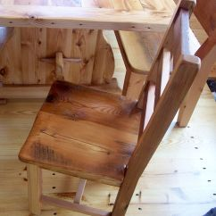 Farmhouse Dining Chairs Kids Outside Buy Custom Reclaimed Antique Heart Pine Rustic Chairs, Made To Order From The Strong Oaks ...
