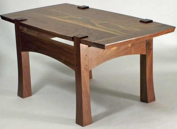 Custom Asian Inspired Side Table Grant Kistler