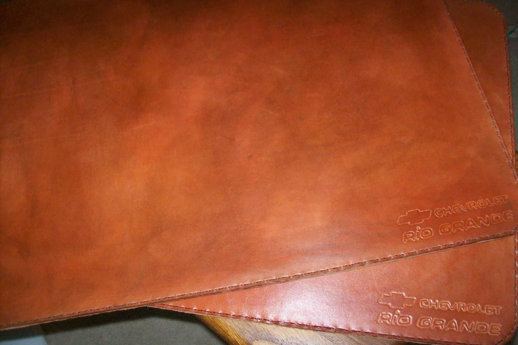 Handmade Custom Leather Desk Pads By Kerrys Custom