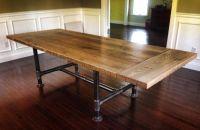Handmade Kitchen Table by Reclaimed Art   CustomMade.com