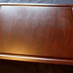 Good Kitchen Knives Stainless Steel Undermount Sink Custom Sapele End Grain Chopping Board, Butcher Block ...