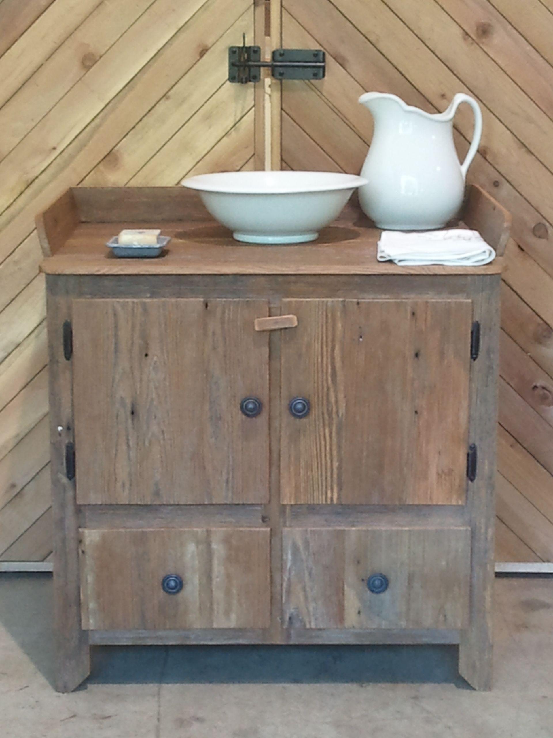 Custom Dry Sink by Big Barn Woodworks  CustomMadecom
