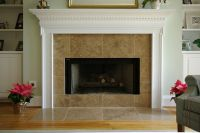Hand Crafted Traditional Sacramento Fireplace Mantel by ...