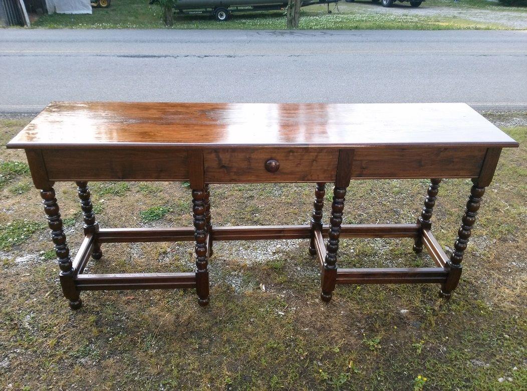 custom made sofa tables biedermeier table by old bridge woodworks