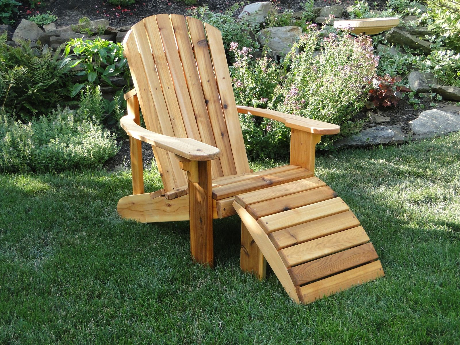 custom made throne chairs desk chair combo adirondack by teaky porch custommade