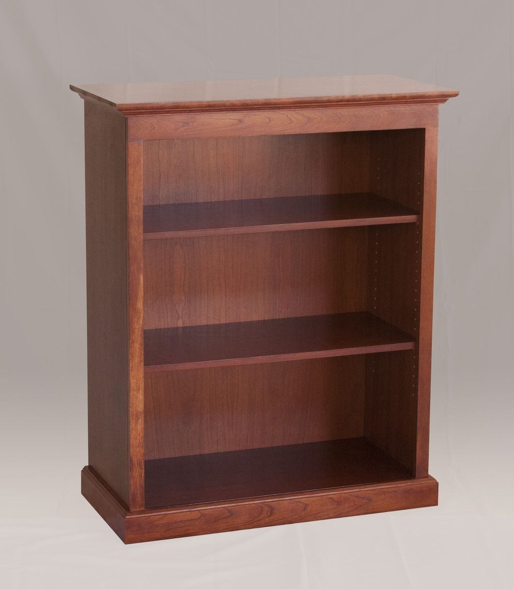 Hand Made Traditional Cherry Bookcase by Thinkjet Design