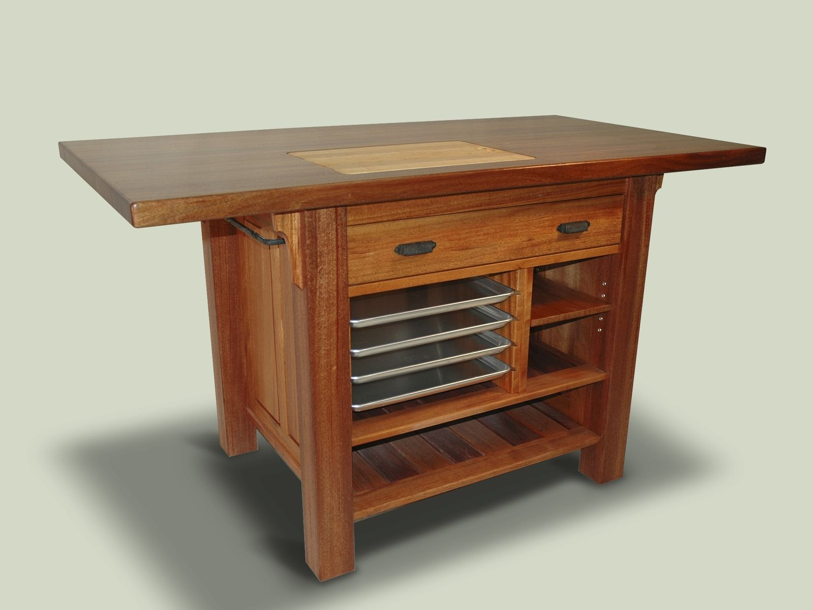mahogany kitchen island cabinet with sink buy a hand made to order