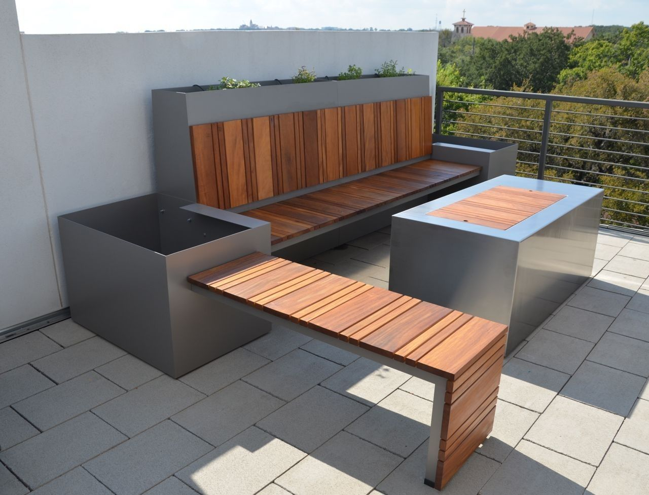 custom dining chair covers australia fold up rocking lawn handmade outdoor seating area and fire pit by sarabi studio made