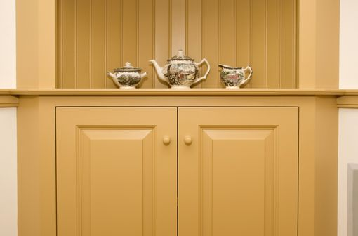 personalized kitchen gifts cabinet com custom made painted colonial-style corner by maple ...