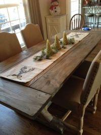 Buy a Hand Crafted Fancy X Farmhouse Table With Extensions ...