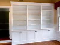 Custom Made Home Office Built-In Bookcases by Stuart Home ...