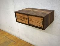 Buy a Handmade Floating Nightstand, made to order from S ...