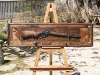Custom Gun Rack by Art Of Wood