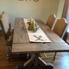Farmhouse Kitchen Tables Organization Ideas Buy A Hand Crafted Fancy X Table With Extensions ...