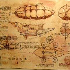 Pirate Ship Inside Diagram Application Server Anatomy