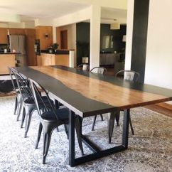 Concrete Kitchen Table Glass Tile Countertop Dining Tables Custommade Com