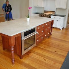 Cherry Kitchen Island Bed Bath And Beyond Mat Hand Crafted By Gleman Sons Custom Woodworks Made
