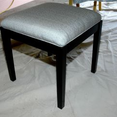 Bedroom Chair M&s Best Outdoor Rocking Custom Upholstered Vanity Stool By Wooden It Be Nice