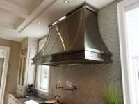 Hand Crafted Stainless Steel Range Hood S1 by CK ...