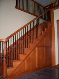 Hand Made Maple Staircase by Lyndan Designs Inc ...