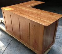 Hand Crafted L Shape Desk by Collin's Custom Furniture ...