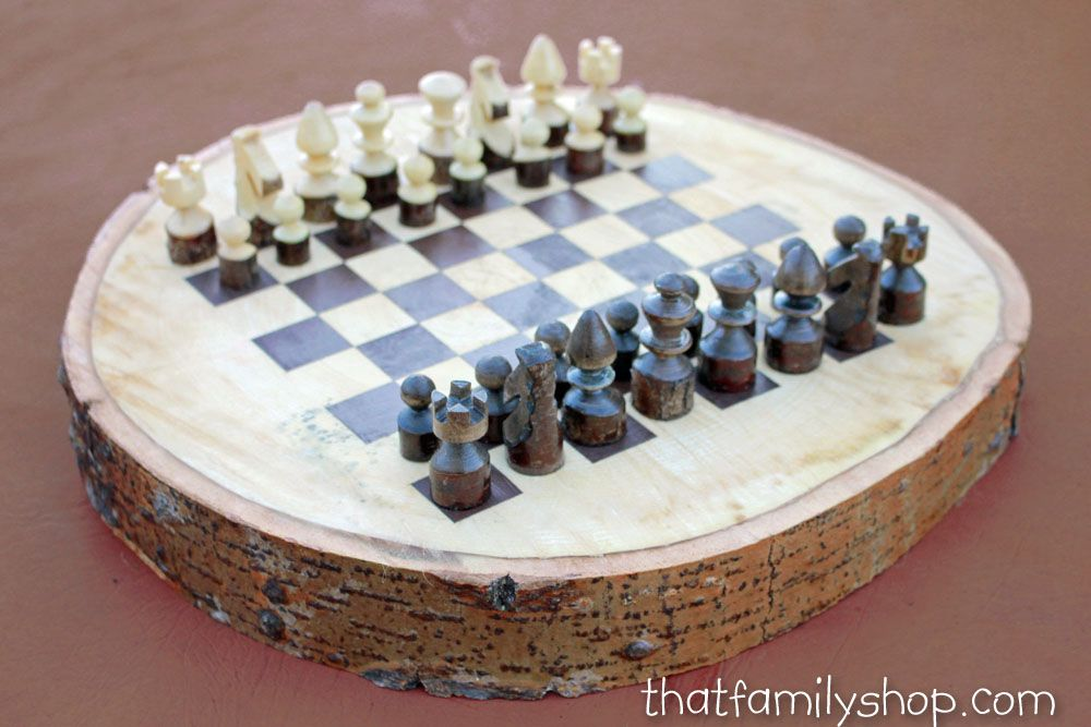 Best Wood For Turning Chess Pieces