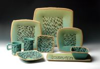 Custom Made Dinnerware by Sideways Studio